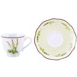 Set Te de Porcelona BRUCHFILL Flower Love 4 piezas