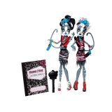 Mattel- Monster High Zombi Baile Mewlody