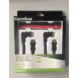 Cable HDMI Carrefour CHDMIC01