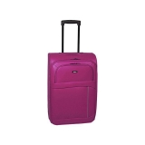 Trolley 2 Ruedas John Travel PVC 50 cm, Fucsia