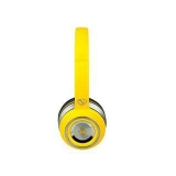 Auriculares Monster Ntune On-Ear  Neon - Amarillo