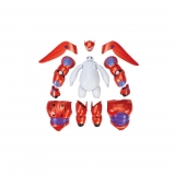 Bandai - Figura Big Hero 6 Armor Up Baymax