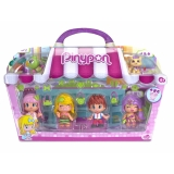 Famosa -Pack 4 Figuras City Pin Y Pon