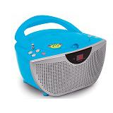 Radio CD Bigben CD55 Stick - Azul