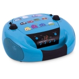 Radio CD Bigben CD5201 - Azul