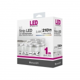 Kit Tira Led 1 M Blanco