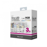 Kit Tira Led 3M de Colores