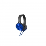 Auriculares Sony MDRXB450APL - Azul