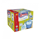 Set de Fregona  Spontex Full Action 8 Litros - Azul