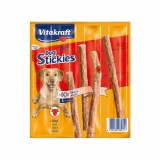 Snack Vitakraft Dog Stickers de Buey para Perros 4uds 44gr
