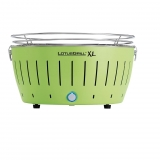 Barbacoa de LotusGrill XL. Verde
