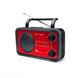 Radio Muse M-05 - Rojo