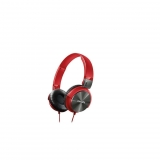 Auriculares Philips SHL3160RD - Rojo