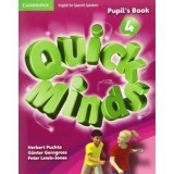 Quick Minds 4 Alumno Cambridge
