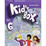 Kids Box 6 Alumno 2ª Cambridge