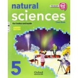 Think Do Learn Natural Science 5th Primary Student's Book Module 1 Amber
