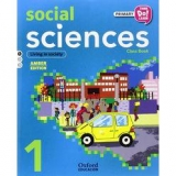 Think Do Learn Social Science 1st Primary Student's Book + CD Pack Amber