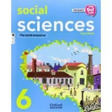 Think Do Learn Social Science 6th Primary Student's Book Pack