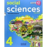 Think Do Learn Natural and Social Science 4th Primary Student's Book + CD Pack