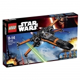 Lego - Poe'S X-Wing Fighter