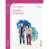 Activity Book Social Science Madrid 4Pri