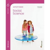 Activity Book Social Science Madrid 6Pri