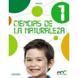 Ciencias de la Naturaleza 1. (Con Natural Science 1 In focus.)