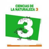 Ciencias Naturaleza 3. (Con Natural Science 3 In focus.)