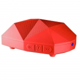 Altavoz con Bluetooth Outdoor Tech OT1800B – Rojo