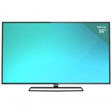 Televisor LED Smart TV Philips 55PUH6400/88 55