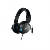 Auriculares Philips SHL3265BL - Negro