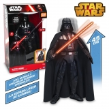 Giochi -  Start Wars Classic Saga Interactive Darth Vader de 45 cm