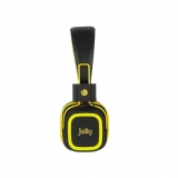 Auriculares con Bluetooth NGS Artica Jelly - Amarillo