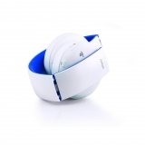 Headset Stereo Wireless Blanco
