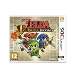 The Legend of Zelda: Tri Force Heroes para 3DS