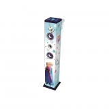 Torre de Sonido Luminosa con Bluetooth de Frozen