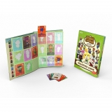 Amiibo Pack 3 Tarjetas Animal Crossing HHD con Álbum