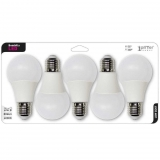 Pack de 5 Bombillas Led Estándar 9W E27