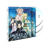 Sword Art Online Temporada 1 Parte 2 - Blu Ray