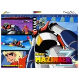 Mazinger Z Box 3 - Blu Ray