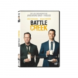 Battle Creek Temporada 1 - DVD
