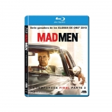 Mad Men Temporada  7 - Blu Ray