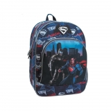Mochila Batman y Superman