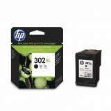 Cartucho de Tinta HP 302XL - Tricolor