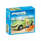 Playmobil - Surfista con Descapotable