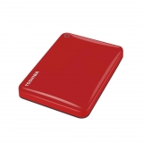 Disco Duro Externo HDD Toshiba Connect II 1TB - Rojo