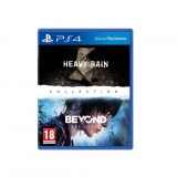Heavy Rain y Beyond Two Souls Collection para PS4