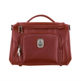 Beauty Case Delsey Nunki, Rojo