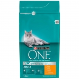 Menú Gato Purina One Adult Bifensis Rico en Pollo 1.5kg