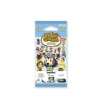 Amiibo Pack 3 Tarjetas Animal Crossing HDD Serie 3 para videojuegos compatibles